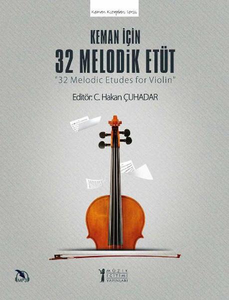 Keman İçin 32 Melodik Etüt.pdf