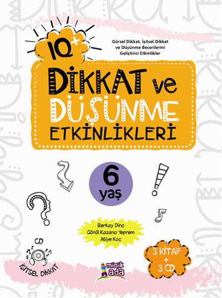 IQ+ Dikkat ve Düşünme Etkinlikleri 6 Yaş.pdf