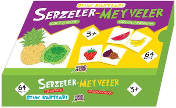 Oyun Kartları - Sebzeler ve Meyveler.pdf