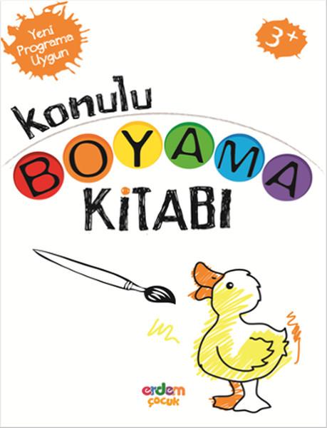 Konulu Boyama Kitabı + 3 Yaş.pdf
