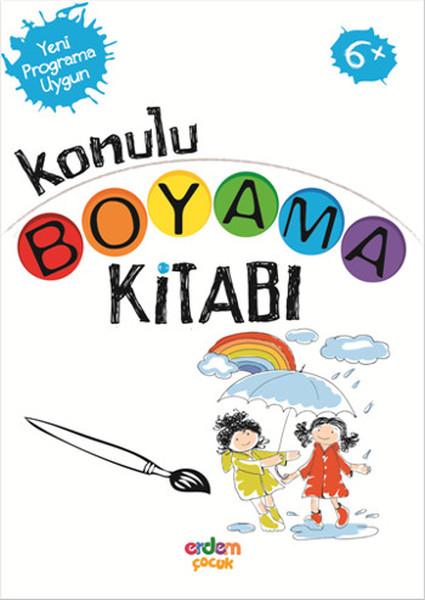 Konulu Boyama Kitabı + 6 Yaş.pdf