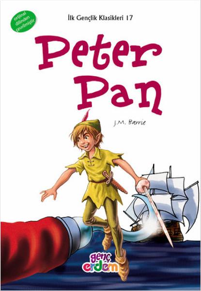 Peter Pan - İlk Gençlik Klasikleri 17