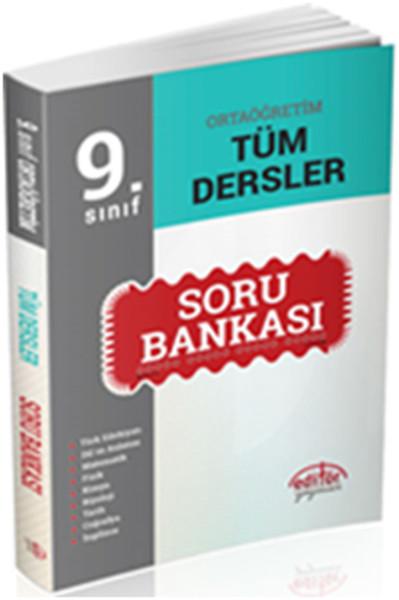 Editör 9.Sınıf Ortaöğretim Tüm Dersler Soru Bankası.pdf