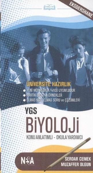 YGS Biyoloji Konu Anlatımlı Okula Yardımcı.pdf