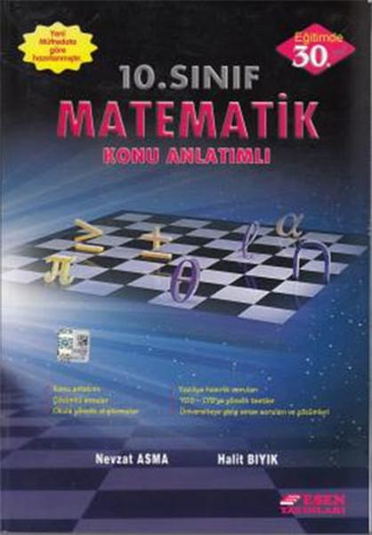 Esen 10. Sınıf Matematik Konu Anlatımlı.pdf