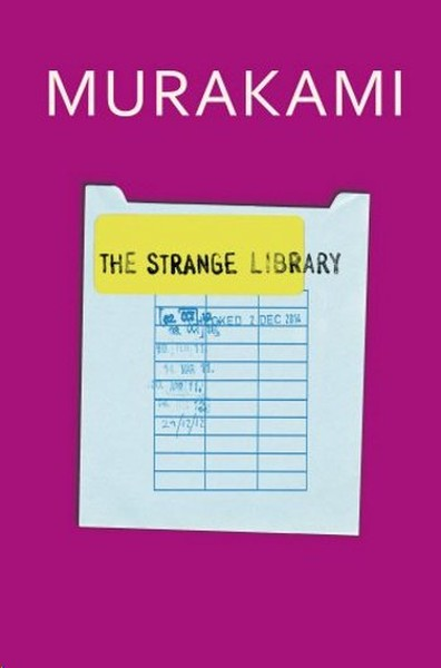 The Strange Library.pdf