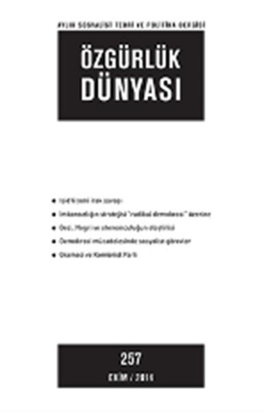 Özgürlük Dünyası Sayı: 257.pdf