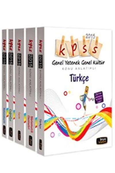 Beyaz Kalem 2015 KPSS Genel Yetenek - Genel Kültür Konu Anlatımlı Modüler Set.pdf