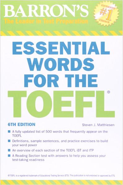 Essential Words-Toefl 6th.pdf
