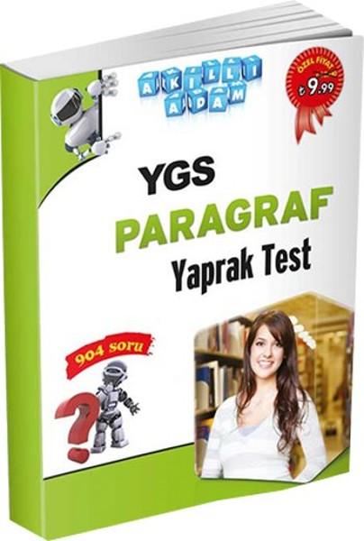Akıllı Adam YGS Paragraf Yaprak Test.pdf