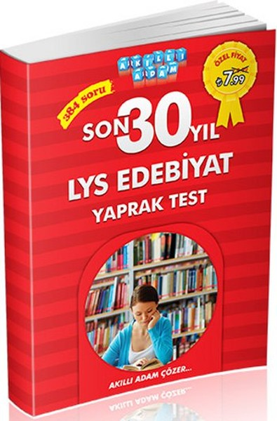 Akıllı Adam Son 30 Yıl Lys Edebiyat Yaprak Test.pdf