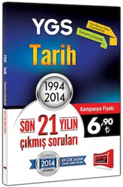 Yargı YGS Yarih Son 21 Yılın Çıkmış Soruları 1994-2014.pdf