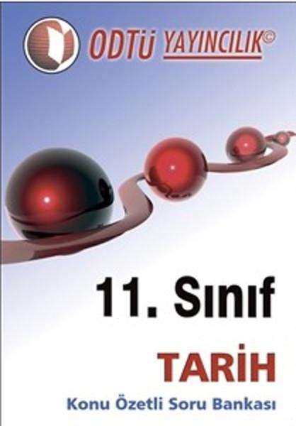 ODTÜ Yayınları Lise 11.Sınıf Tarih Konu Özetli Soru Bankası.pdf