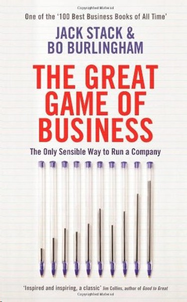 The Great Game of Business: The Only Sensible Way to Run a Company.pdf
