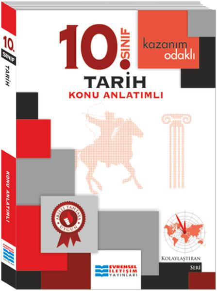 10. Sınıf Tarih Konu Anlatımlı.pdf
