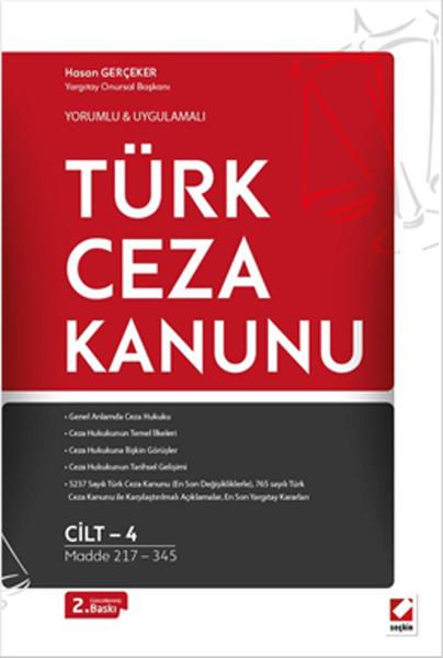 Türk Ceza Kanunu - 4 Cilt Takım.pdf