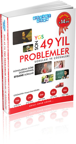 Akıllı Adam YGS Son 49 Yıl Problemler Soruları ve Çözümleri.pdf