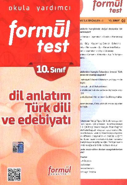 Formül 10. Sınıf Dil ve Anlatım Türk Dili ve Edebiyatı Yaprak Testler.pdf