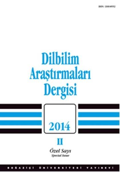 Dilbilim Araştırmaları 2014/2.pdf