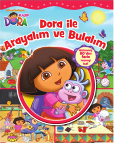 Dora ile Arayalım ve Bulalım.pdf