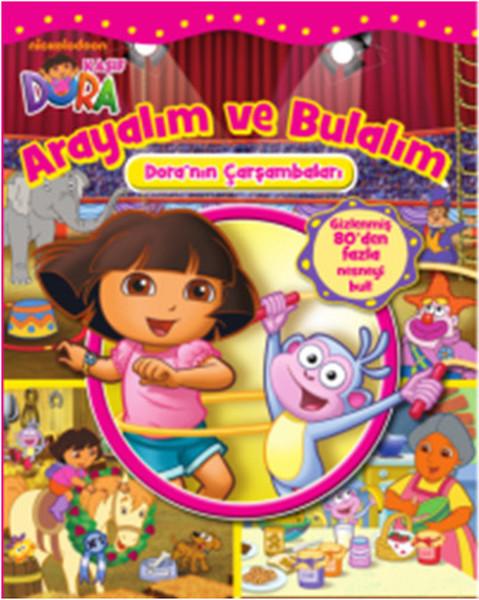 Dora Arayalım ve Bulalım - Doranın Çarşambaları.pdf