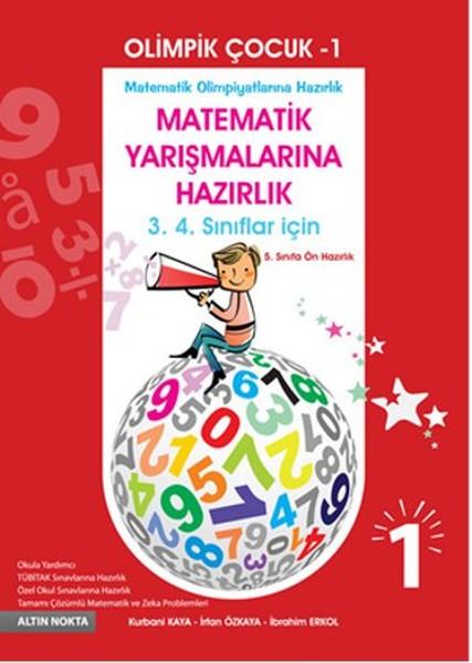Olimpik Çocuk 1 - Matematik Yarışmalarına Hazırlık.pdf