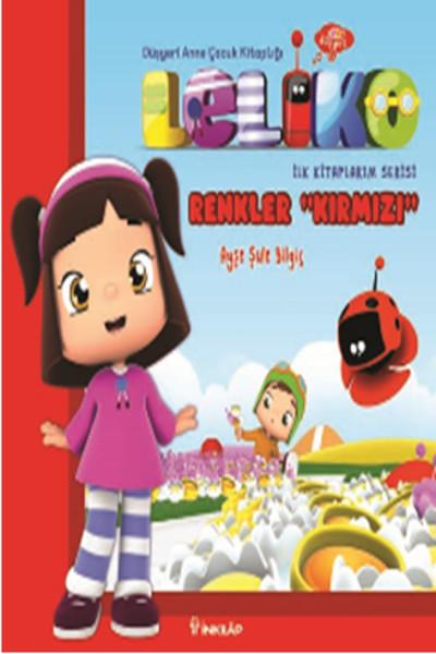 Leliko İlk Kitaplarım Serisi - Renkler Kırmızı.pdf