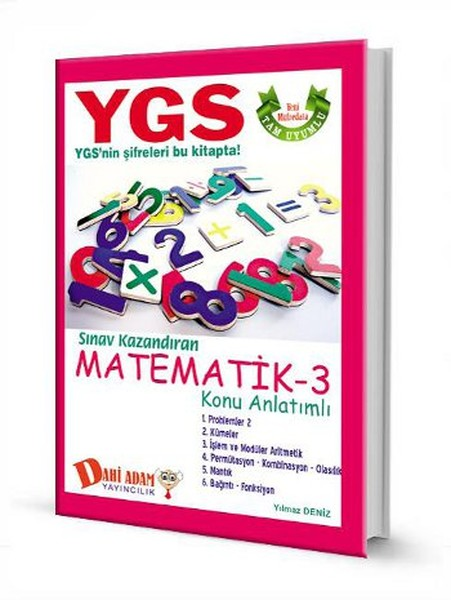 Dahi Adam YGS Matematik 3 Konu Anlatımlı.pdf