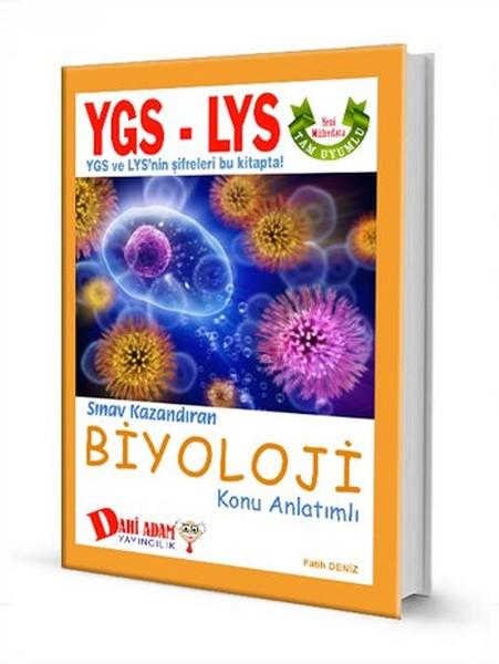 Dahi Adam YGS - LYS Biyoloji Konu Anlatımlı.pdf