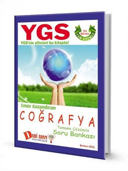 Dahi Adam YGS Coğrafya Tamamı Çözümlü Soru Bankası.pdf