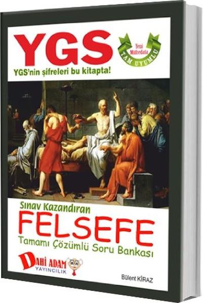 YGS Felsefe Tamamı Çözümlü Soru Bankası.pdf