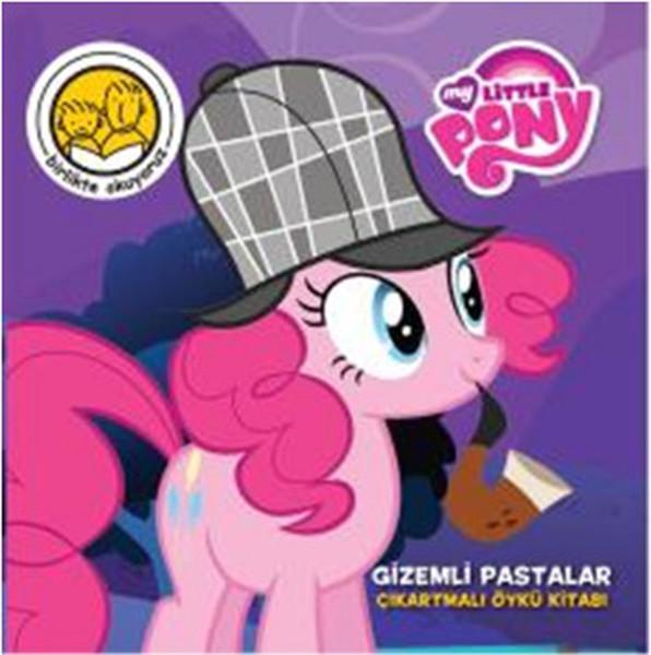 My Little Pony Gizemli Pastalar Çıkartmalı Öykü Kitabı.pdf