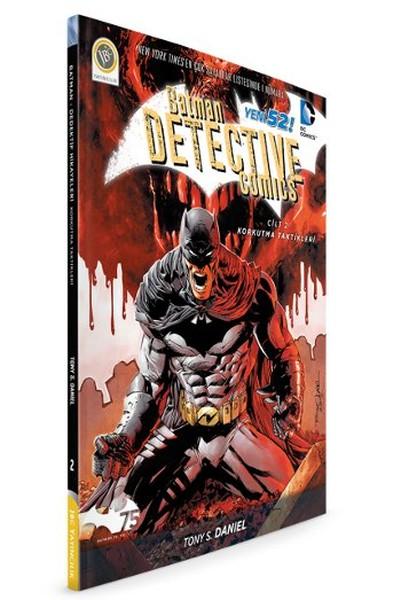 Batman Dedektif Hikayeleri Cilt 2 - Korkutma Taktikleri.pdf