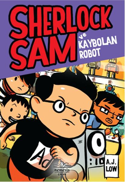 Sherlock Sam ve Kaybolan Robot.pdf