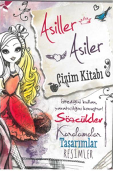 Ever After High Asiller Asiler Çizim Kitabı.pdf