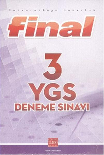 Final YGS 3 Deneme Sınavı.pdf