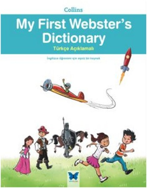 My First Webster`s Dicitonary
