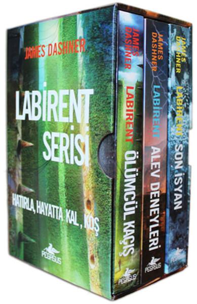 Labirent Serisi Seti - 3 Kitap Takım.pdf