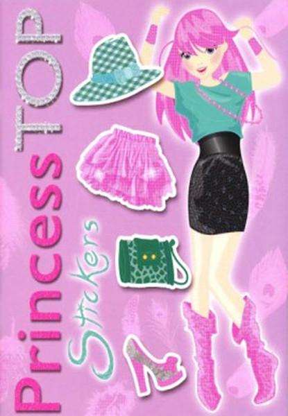 Princess Top Stickers Lila.pdf
