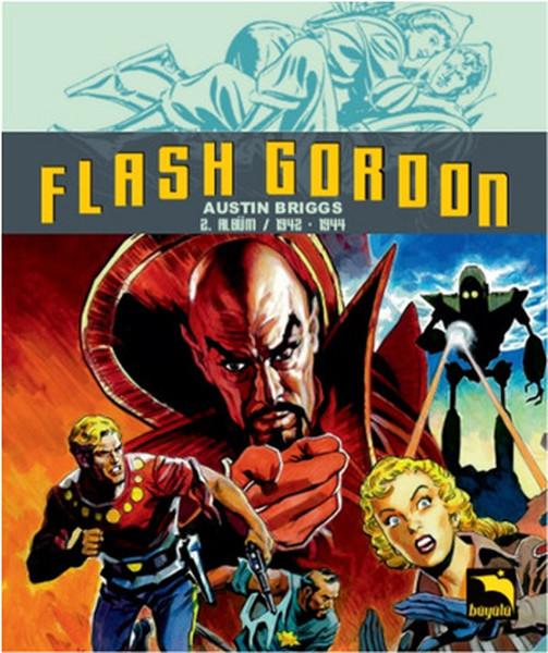 Flash Gordon Cilt 9 - 1942 - 1944
