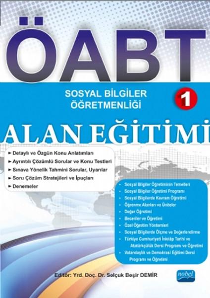 Sosyal Bilgiler Öğretmenliği 1 - Alan Bilgisi - ÖABT.pdf