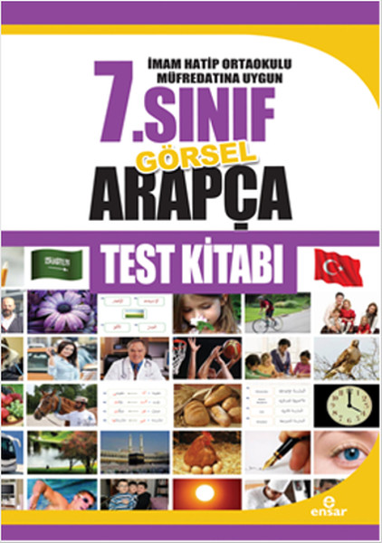 7.Sınıf Görsel Arapça Test Kitabı.pdf
