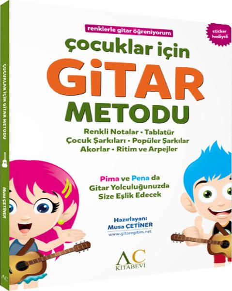 Çocuklar İçin Gitar Metodu.pdf