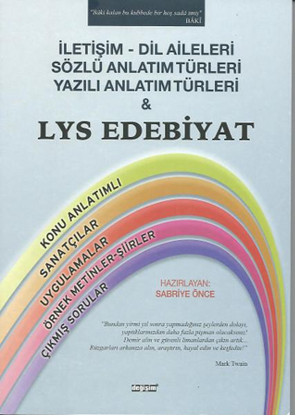 İletişim - Dil Aileleri Sözlü Anlatım Türleri Yazılı Anlatım Türleri & LYS Edebiyat.pdf
