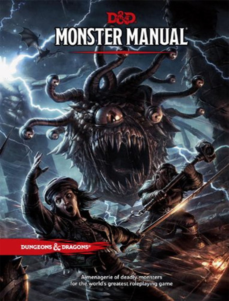 Monster Manual: A Dungeons & Dragons Core Rulebook (Dungeons & Dragons Core Rulebooks).pdf