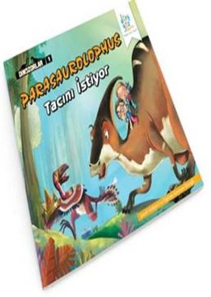 Dinozorlar - Parasaurolophus Tacını İstiyor.pdf