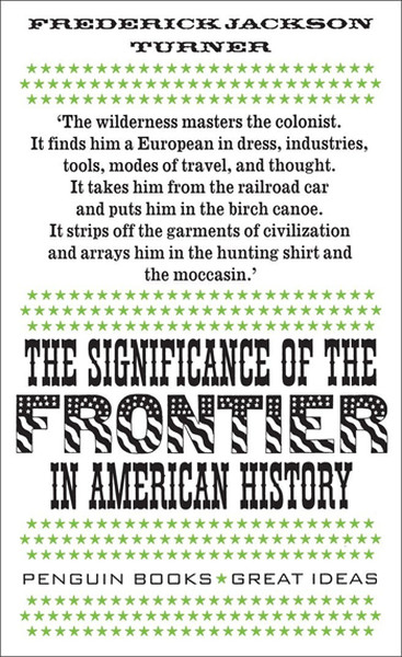 The Significance of the Frontier in American History.pdf
