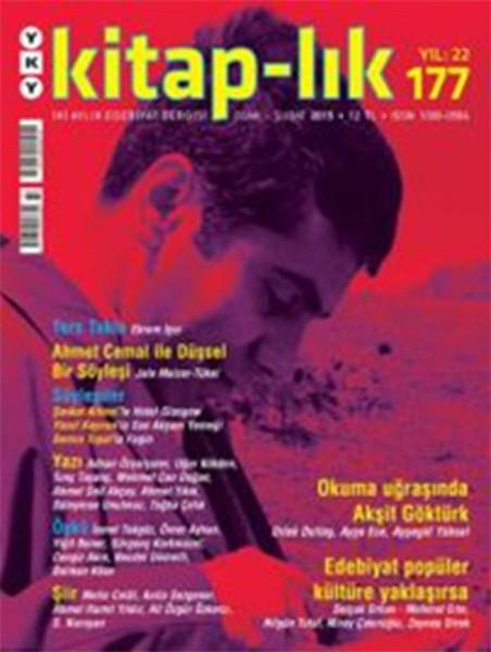 Kitap-lık Sayı 177 - Aylık Edebiyat Dergisi.pdf