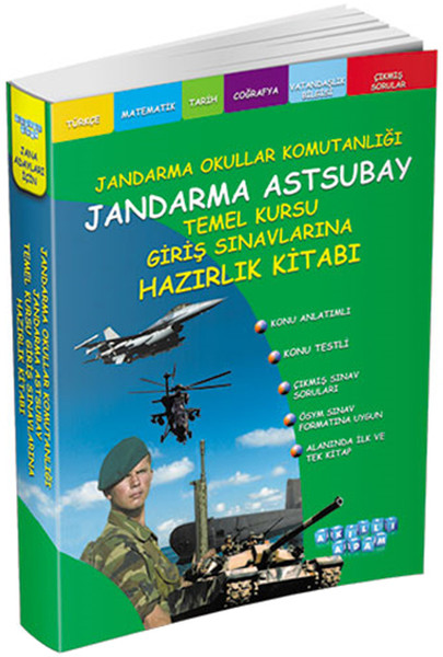 Jandarma Astsubay Temel Kursu Giriş Sınavlarına Hazırlık Kitabı.pdf