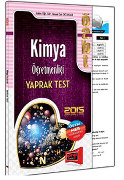 Yargı 2015 ÖABT Kimya Öğretmenliği Yaprak Test.pdf